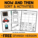 Now and Then Sort Activities