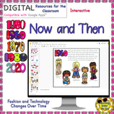 Now and Then Books Teaching Digital Distance Learning Soci