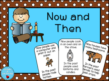 Now and Then Game