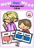Now then Next Management Cards