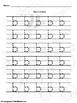 Now you See Me Lowercase Alphabets Tracing sheets Set 1