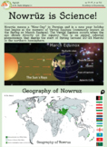 Nowruz is Science: Page 1 of 6 (Letter Size)