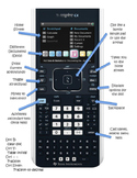 Nspire CX Student Quick Reference