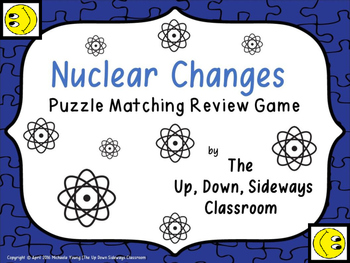Nuclear Changes Puzzle Matching Review Game