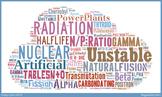 Nuclear Chem Word Wall