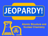 Nuclear Chemistry - Jeopardy Review Game