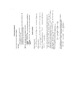 Nuclear Chemistry Test Review Packet by MJ | Teachers Pay ...