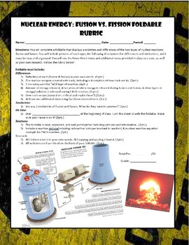 Nuclear Energy Bundle