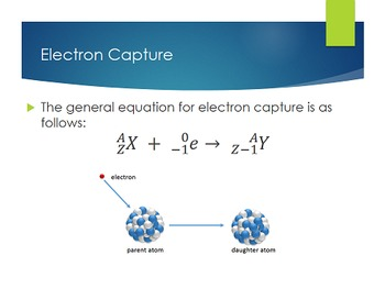 Nuclear Energy: Radioactive Decay - PowerPoint, Note and Homework [EDITABLE]