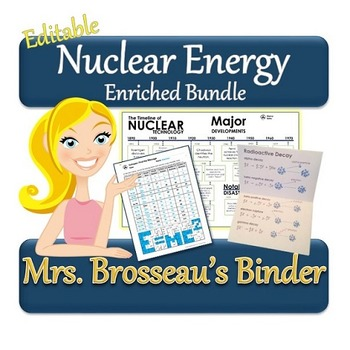 Nuclear Energy Enriched Bundle - A Full Unit for Physics o