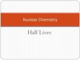 Nuclear Half Life Powerpoint