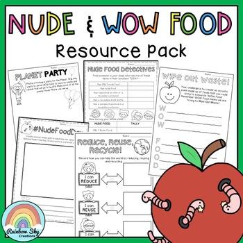 Nude Food Pack  - Years 1 - 4