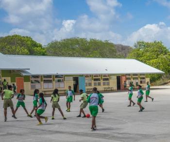 Nuestra Escuela - Our School - Review Quiz