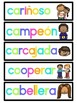 Nuestras Palabras (Spanish Word Wall)