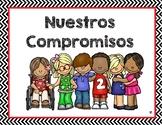 Nuestros compromisos. Our commitment. Español