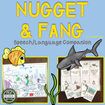 Nugget & Fang Speech & Language Companion Packet