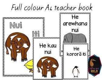 Nui iti- Te Reo Maori emergent reader