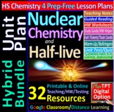 Nulcear Chemistry - Engaging & Easy-to-learn Guided Study