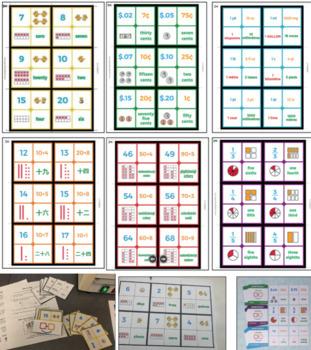 NumTANGA! (Numbers 20) - DIY Math Centers • BEST Flash Cards • COLOR • ESL • CC