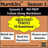 Numb3rs™  Season 1 Episode 2 Uncertainty Principle Follow-
