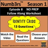 Numb3rs™  Season 1 Episode 8 Identity Crisis Follow-Along