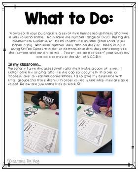 Number 0-20 K.CC.B.4 Assessment