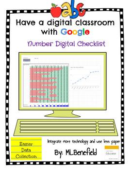 Number 0-30 Checklist assessment
