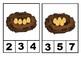 Number 1-10 Clip Cards   Number Recognition