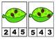 Number 1-10 Clip Cards | Number Recognition