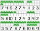 Number 1-10 Clip Cards | Ten Frames | St Patrick's Day Themed