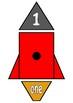 Number 1-10 Rockets