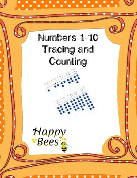 Number 1-10 Tracing and Counting