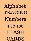 Number 1-100 Tracing handwriting Math center, Special needs Activities