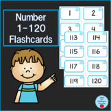 Number 1-120 Flashcards