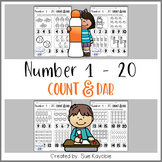 Number 1 - 20 Count & Dab