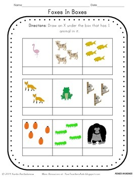Number 1 Activities- 39 Pages! {Common Core}