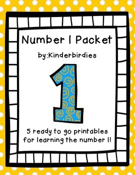 Number 1 Packet
