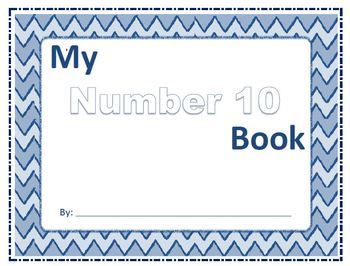 Number 10 Concept Book