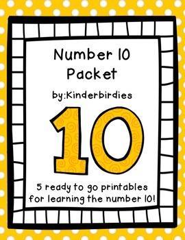 Number 10 Packet