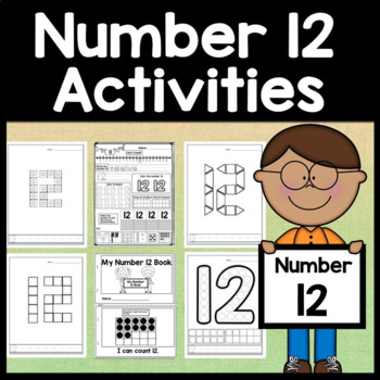 Twelve Books about Numbers - Playful Learning