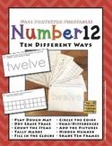 Number 12 Ten Different Ways