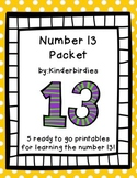 Number 13 Packet
