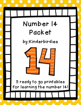 Number 14 Packet