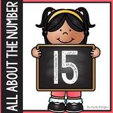 Number 15 Activities