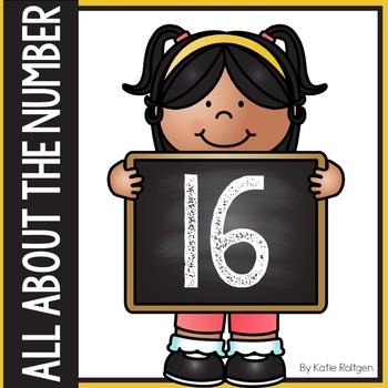 Number 16 Activities