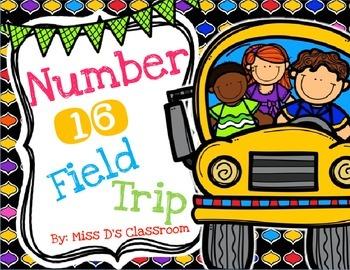 Number 16 Field Trip!