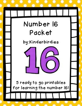 Number 16 Packet