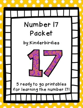 Number 17 Packet