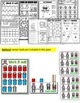 Number 18 Math Worksheets-NO PREP (PRE-KG EDITION)-Countin