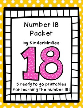 Number 18 Packet